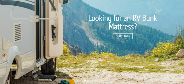 Buy an RV Bunk Mattress