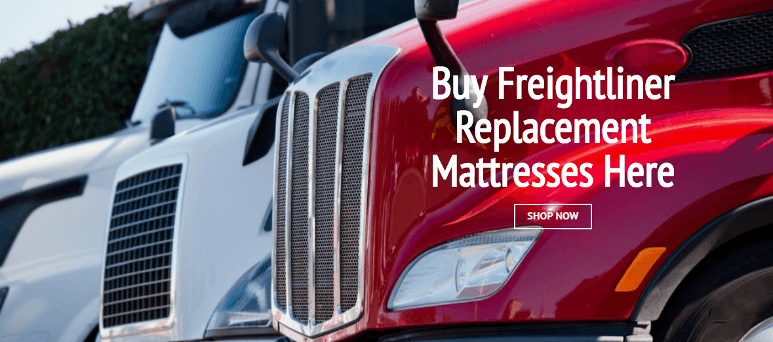 Buy Freighliner Replacement Mattresses Here
